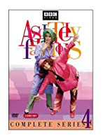 Absolutely Fabulous: Complete Series 4 [DVD] [Import]