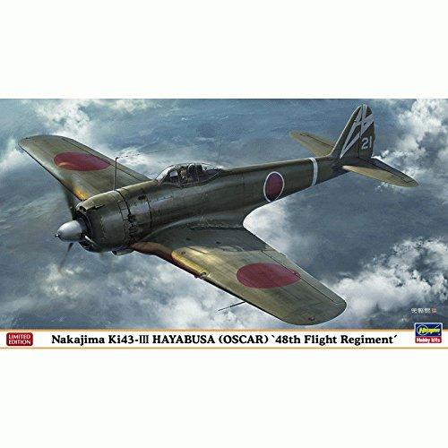 """1/48 中島 キ43 一式戦闘機 隼 III型 """"飛行第48戦隊"""""""