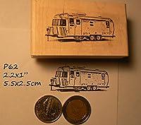 Trailer rubber stamp WM P60