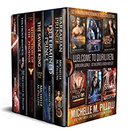 Welcome to Qurilixen: Qurilixen World - First in Series 6 Book Box Set by [Pillow, Michelle M.]