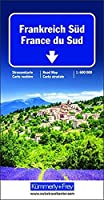 Southern France (World Travel Maps)