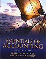Essentials of Accounting Plus NEW MyLab Accounting with Pearson eText -- Access Card Package (11th Edition)
