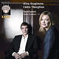 Alina Ibragimova & Cedric Tiberghien Violin Sonatas 2