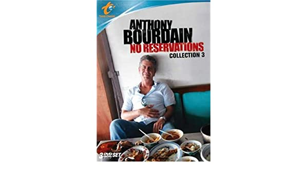 Anthony [DVD] [Import] No Reservations Collection 3 Bourdain: 【中古】