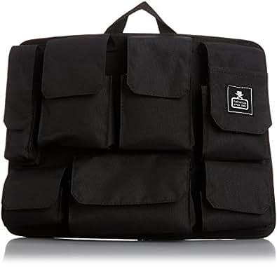 [カバンノナカミ] バッグインバッグ カバンの中身A4Ver.5.0 583 ブラック