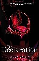The Declaration by Gemma Malley(2012-11-01)