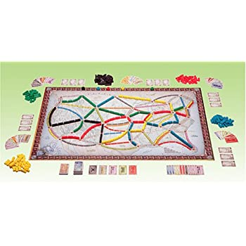 チケット トゥ ライド アメリカ横断鉄道レース!  (Ticket to Ride) ボードゲーム