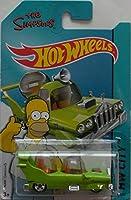 Hot Wheels シンプソンズ THE HOMER HW CITY ホットウィールズ SIMPSONS マテル社