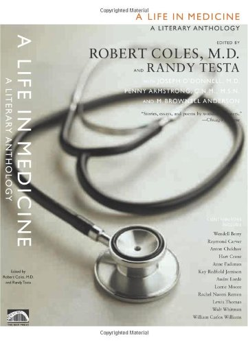 Download A Life in Medicine: A Literary Anthology 1565847296