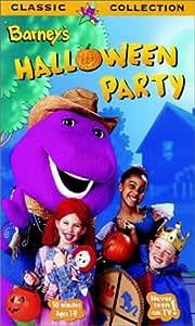 Barney - Barney's Halloween Party [VHS] [Import]