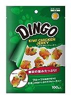 ディンゴ (Dingo) キウイチキンジャーキー 100g