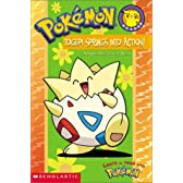 Togepi Springs to Action (Scholastic Readers: Pokémon)