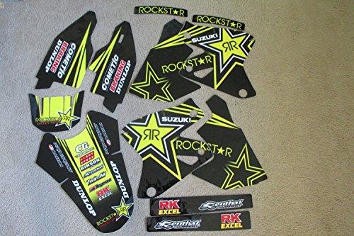DRZ400 KLX400 ROCKSTAR グラフィック