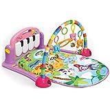GoodFaith 音楽マット プレイマット ピアノ おもちゃ 楽器 タップピアノ 音楽おもちゃ 電子ミニキーボード 多機能音楽玩具 知育玩具 赤ちゃん 子供