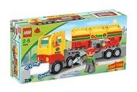 LEGO 5605 Duplo Tanker Truck  (レゴ デュプロ タンカートラック)