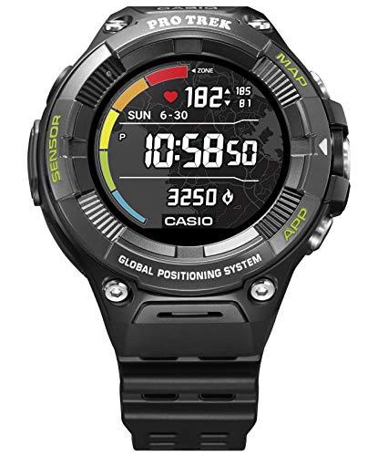 [Casio] Wristwatch Smart Outdoor Watch Protrek Smart Heart Rate Measurement Function GPS WSD-F21HR-BK