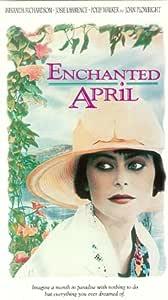 Enchanted April [VHS]