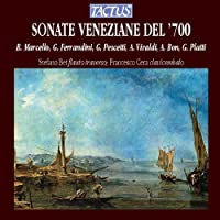Sonate Veneziane Del the 18th Century