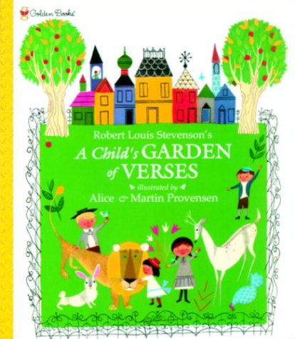 A Child's Garden of Verses (Golden Books Classics)の詳細を見る