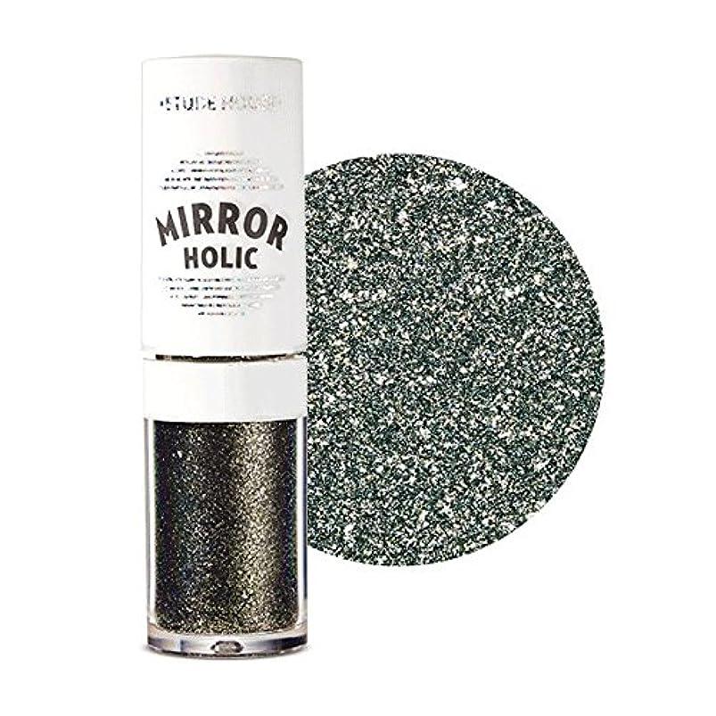 惨めな内部トロピカルETUDE HOUSE Mirror Holic Liquid Eyes / エチュードハウス ミラーホリックリキッドアイズ ミラーホリックリキッドアイズ (GR701) [並行輸入品]
