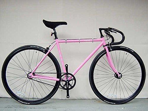 FUJI (フジ) シングルスピードバイク FEATHER 2016年モデル 430mm ピンク