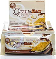 Quest Nutrition S'mores Protein Bar, 12 pack x