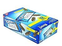 ナビスコ オレオ薄く 1.02 4 クッキー 1 パック 12 パック/ NABISCO OREO THINS 1.02 4 COOKIES PER PACK / 12 PACKS