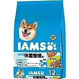 アイムス (IAMS) 成犬用 体重管理用 チキン 小粒 12kg