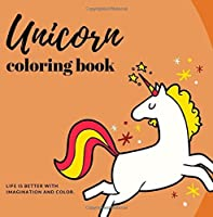 Unicorn Coloring Book: Fun and Stress Relieving Unicorn Coloring Pages (Unicorn Gifts) (Volume 2) [並行輸入品]