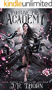 Fortune Fae Academy: Book One: A Reverse Harem Omegaverse Romance