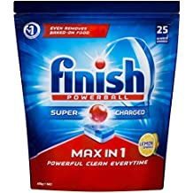 Finish Powerball Max in One Dishwasher Tablets