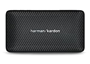 Harman Kardon ESQUIRE MINI ポータブルワイヤレススピーカー Bluetooth対応 ブラック HKESQUIREMINIBLKAS 【国内正規品】