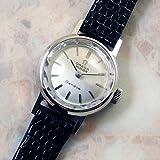 OMEGA/オメガ MEISTER ダブルネーム 18金無垢/18KWG レディース時計 カットガラス 手巻き 1966年 アンティーク [並行輸入品]