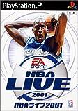 「NBA ライブ 2001」の画像