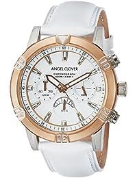 [エンジェルクローバー]AngelClover 腕時計 Brio ホワイト文字盤 クロノグラフ BR43PWH-WH メンズ