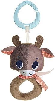 TINY LOVE Polar Wonders Alex Rattle Baby Toy, Multi