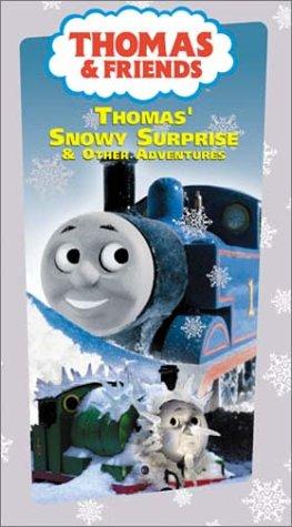 Thomas & Friends: Snowy Surprise [VHS] [Import]