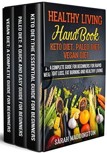 Healthy Living Handbook: Keto ...