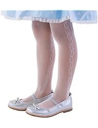 930c13dd0e866 Amazon.co.jp  ベージュ - 靴下・タイツ   ガールズ  服&ファッション小物