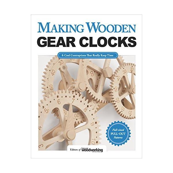 Making Wooden Gear Clock...の商品画像