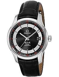[オメガ]OMEGA 腕時計 デ・ビル ブラック文字盤 コーアクシャル自動巻 431.33.41.21.01.001 メンズ 【並行輸入品】