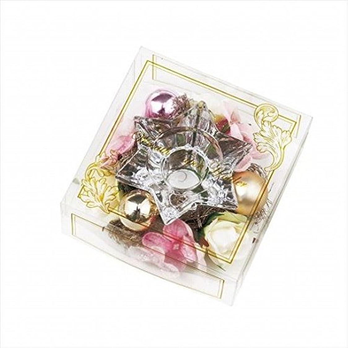 kameyama candle(カメヤマキャンドル) リーステーパーホルダー 「 ソフトピンク 」(J0730000SP)