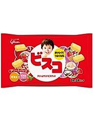 江崎グリコ ビスコ大袋(アソートパック) 48枚