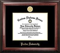 パデュー大学ホームオフィス卒業証書画像フレーム