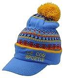 (ルコックスポルティフゴルフ)Le Coq Sportif/Golf Collection レディス ゴルフ 帽子 QGL0359CP B445 B445ビビッドブルー F