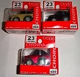 タカラ チョロQ トヨタ セリカLB 3色 初回限定カラー#23