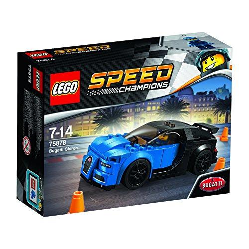 [해외] 레고(LEGO) 스피드 챔피언 부갓티 화이트 75878-75878 (2017-03-03)