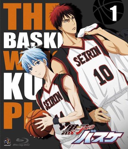 黒子のバスケ 1 [Blu-ray]