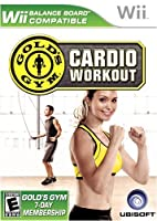 Golds Gym Cardio Workout-Nla