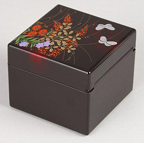 まえじゅう漆器 みやび野 姫小箱(鏡付) 3R-770